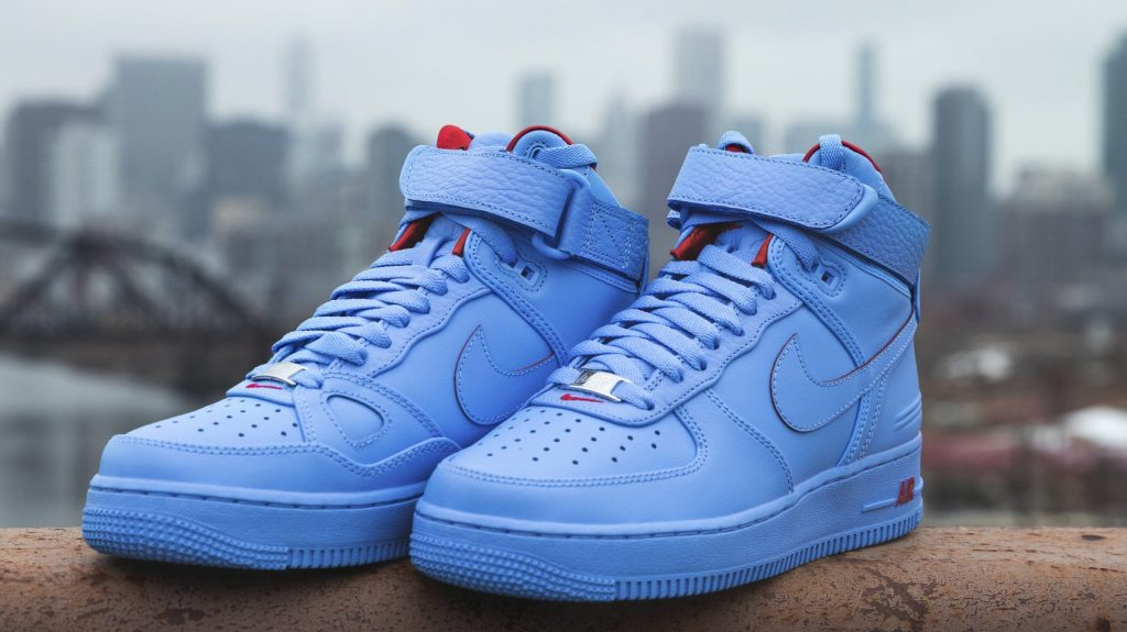 Designer Don C Talks His Nike Air Force 1 That Dropped During Nba