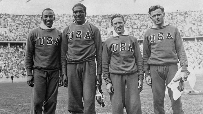 Jesse Owens vs. Hitler wasn't the only story at the 1936 Olympics