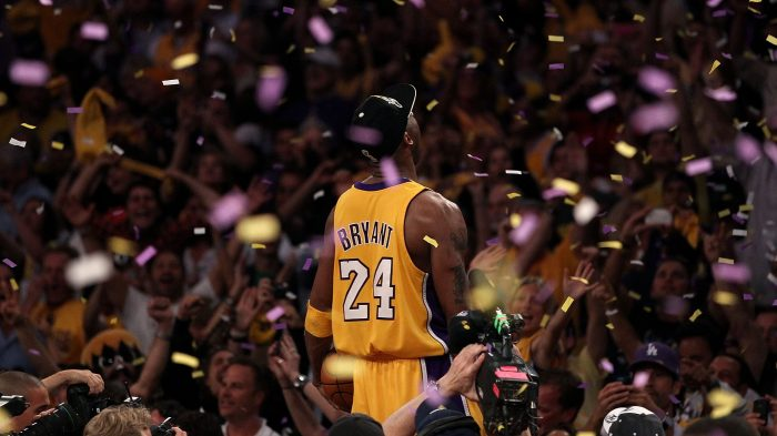 Reckoning with Kobe Bryant's complicated past