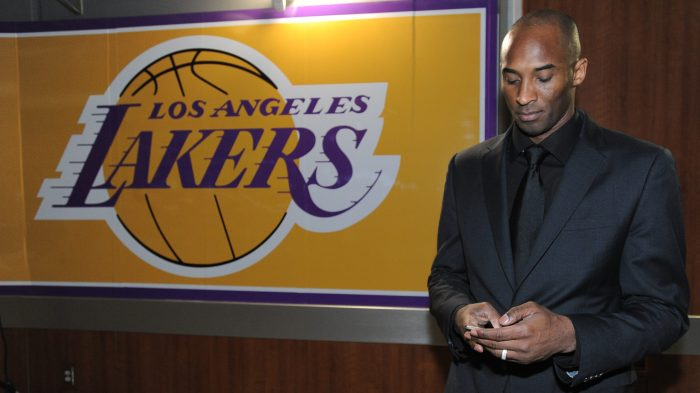 Eleven minutes: A call from Kobe Bryant