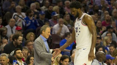 Toronto Raptors v Philadelphia 76ers – Game Six