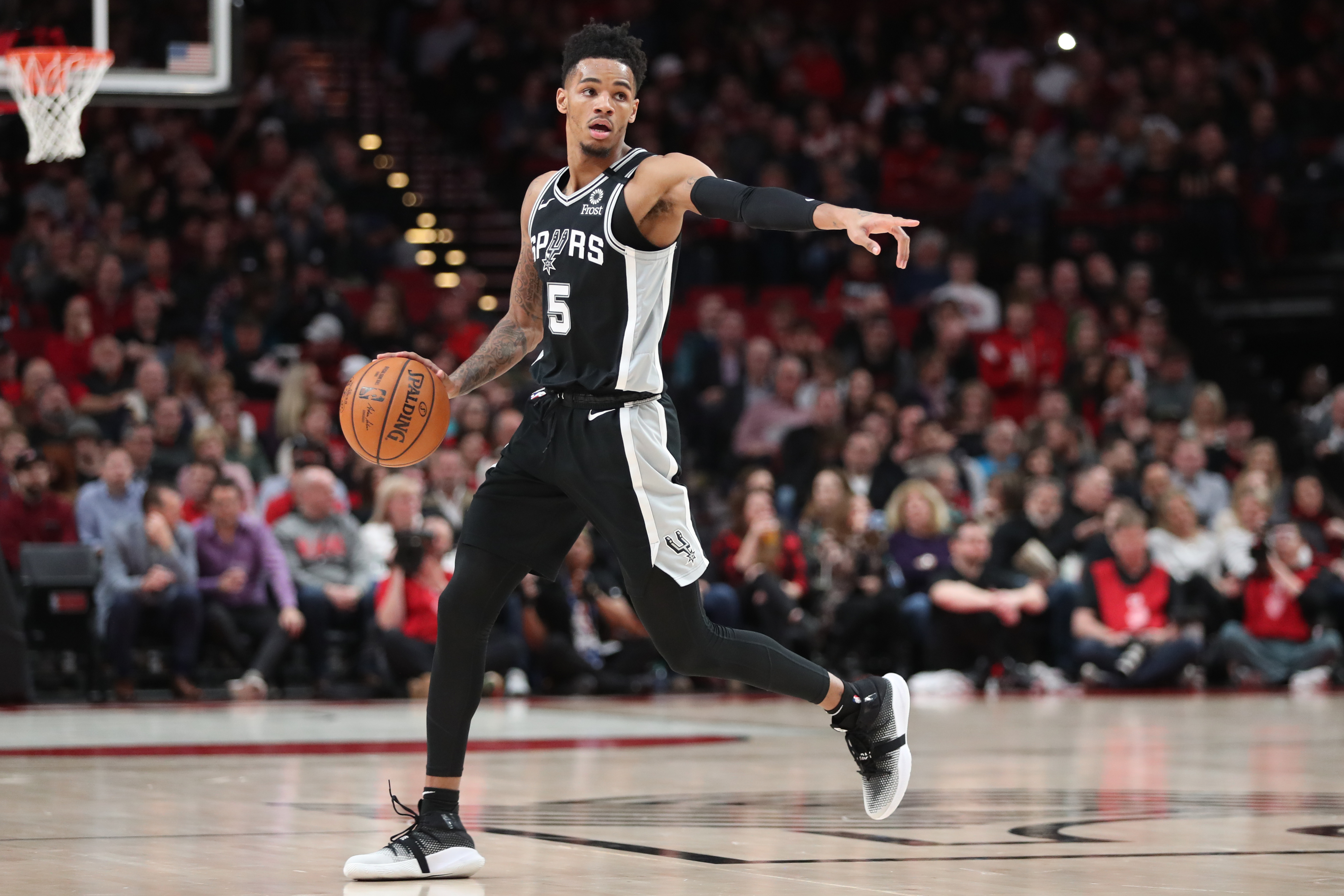 The Swag Guy': Behind Dejounte Murray's