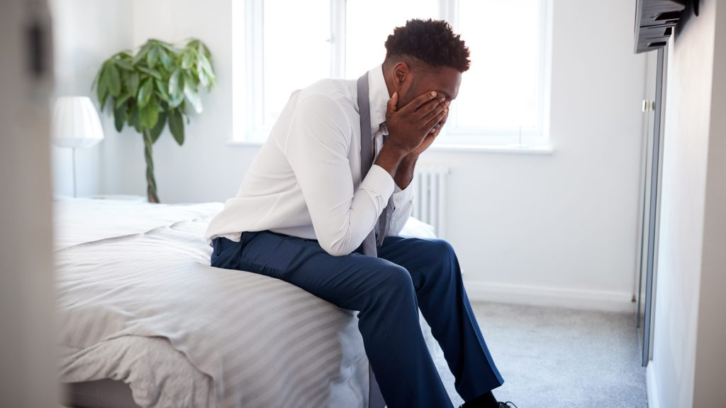 Black people were stressed before the coronavirus — now more than ever we need to ask for help