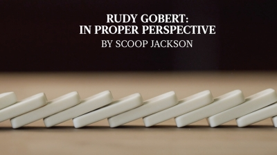 Scoop Jackson on Rudy Gobert