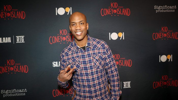 """A Kid From Coney Island"" Red Carpet Premiere – Presented By 1091, SLAM & RTG Features"