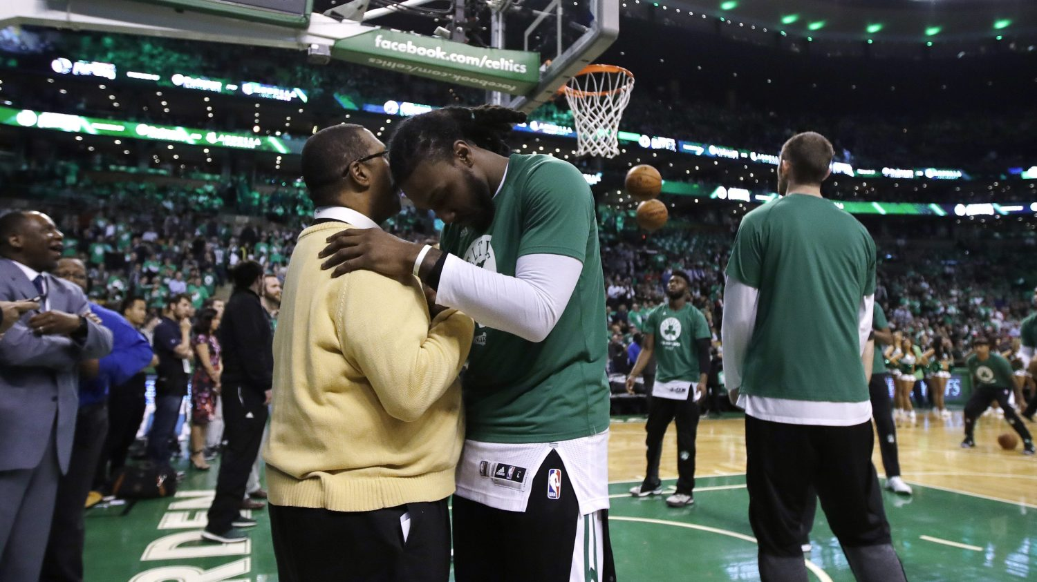 Jae Crowder, Robert Gray