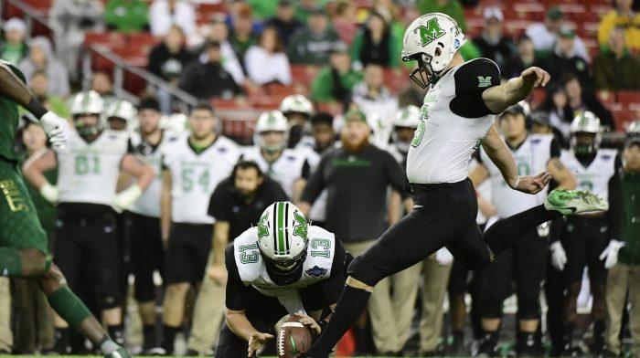 Bad Boy Mowers Gasparilla Bowl – Marshall v South Florida