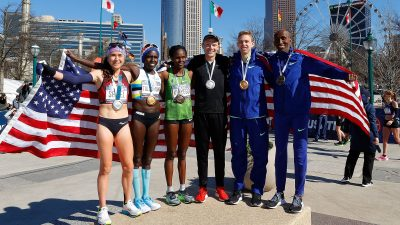 U.S. Olympic Team Trials – Marathon
