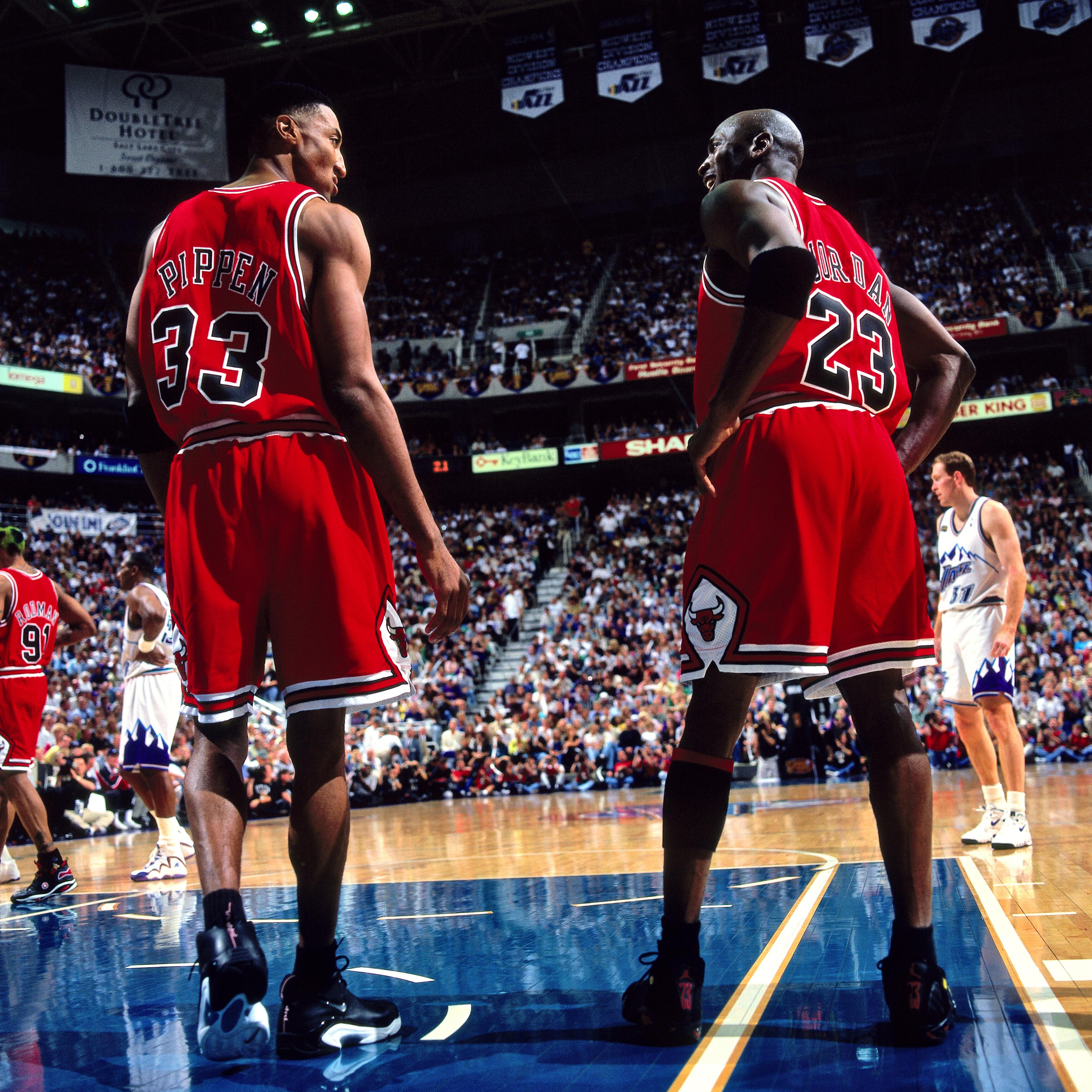 Michael Jordan brought me closer