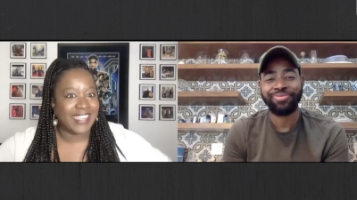 The Undefeated Another Act Episode 2 Kelley Carter and Jay Ellis
