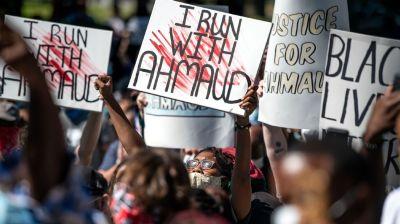 Ahmaud Arbery Protest