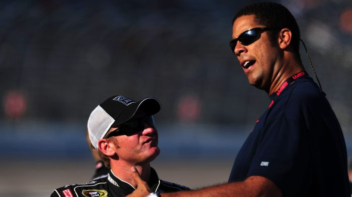 Cavs legend Brad Daugherty wants to talk NASCAR, not 'The Last Dance'
