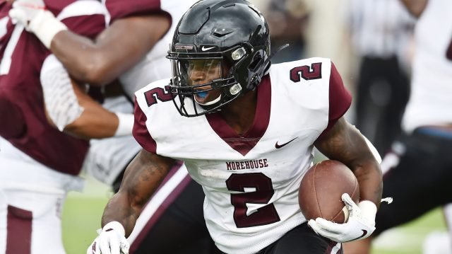 NCAA Football: Inaugural Black College Football Hall of Fame Classic-Alabama A&M vs Morehouse College