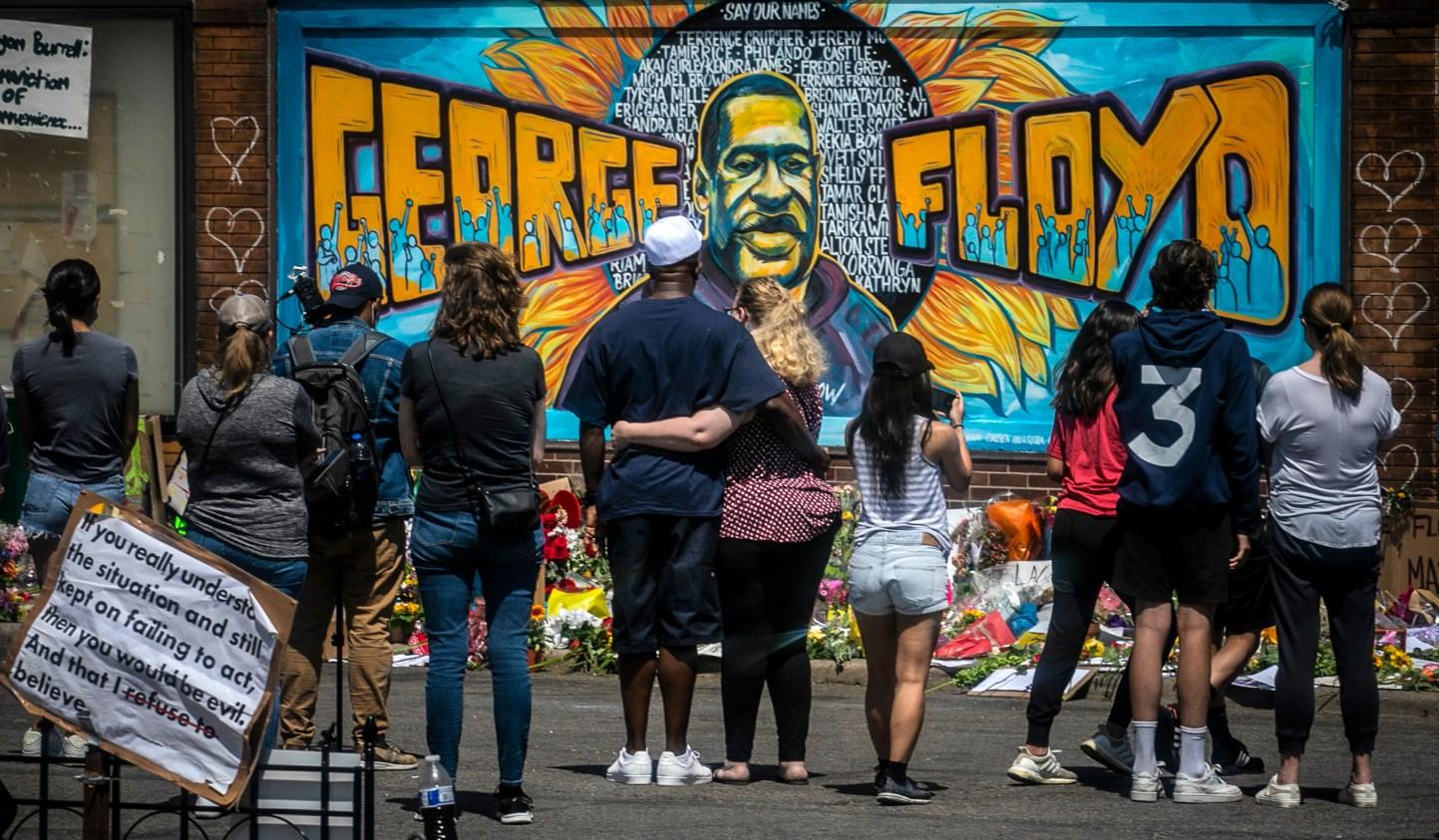 Floyd mural lead