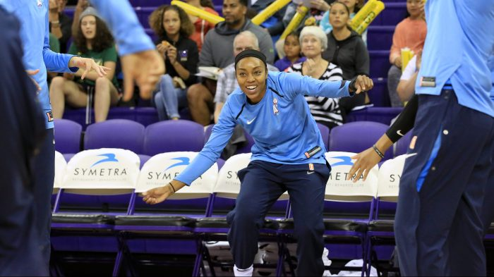 Atlanta Dream v Seattle Storm