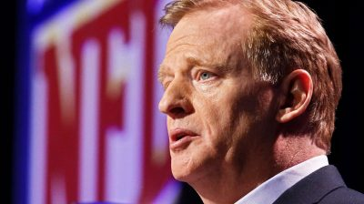 NFL reverses stance on peaceful protests, Atlanta, USA – 30 Jan 2019