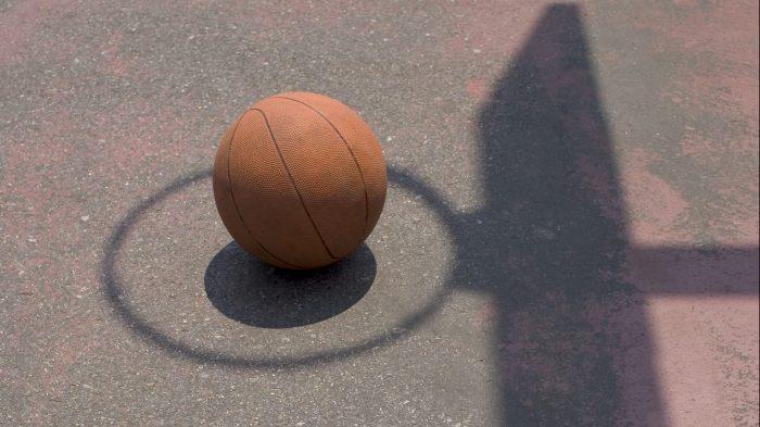 USA – Basketball Court