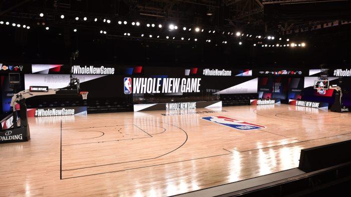 NBA Restart 2020 – All-Access