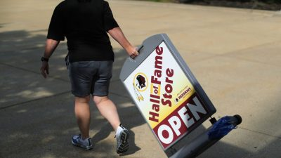 NFL Franchise Washington Redskins To Change Team Name After 87 Years