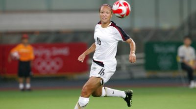 Beijing 2008 – Women's Soccer – USA vs. Canada