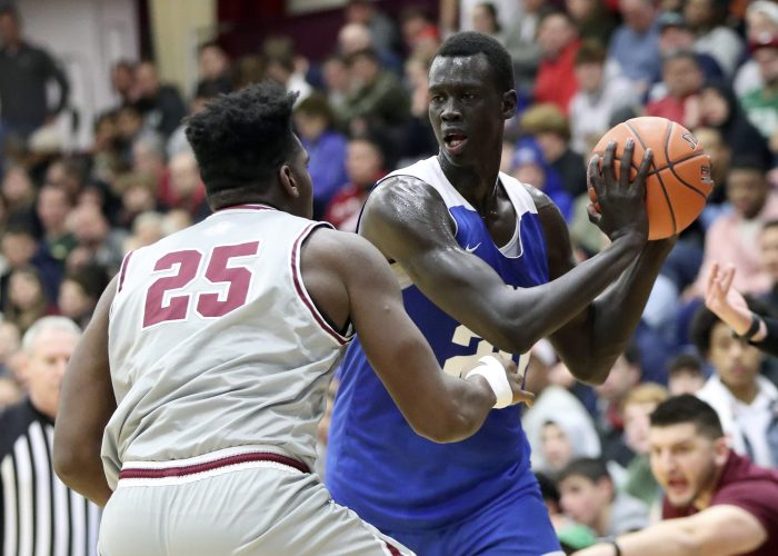Makur Maker on his decision to attend Howard: 'I want to change the culture'