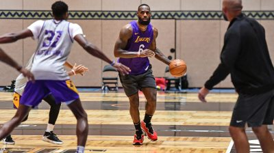 2020 NBA Restart – All Access Practice