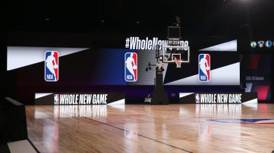 NBA Restart 2020 – All-Access