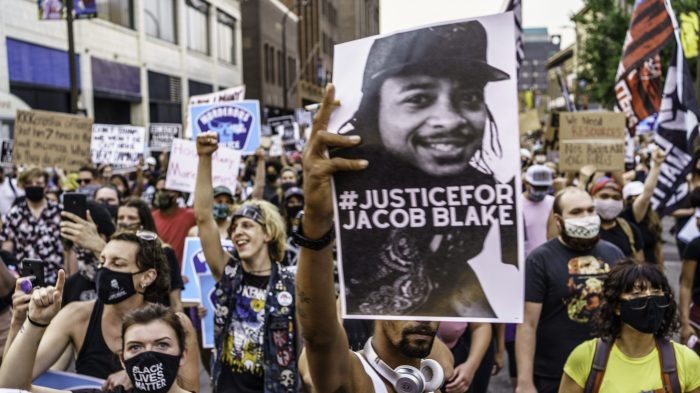 Sports Teams Halt Play In Protest Over Jacob Blake Shooting - cover