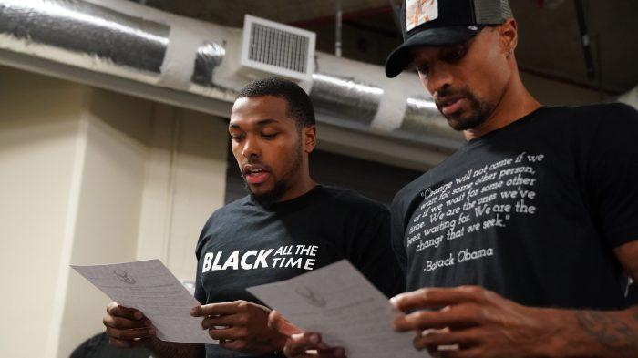 2020 NBA Restart -Milwaukee Bucks Statement