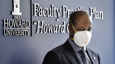Howard University Faculty Practice Plan has begun twice a week testing for COVID-19, on May 05 in Washington, DC.