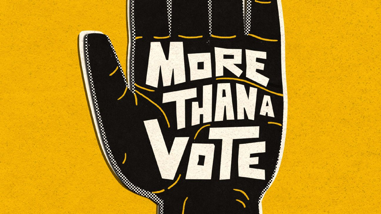 More Than A Vote: A letter to fans to fight Black voter suppression