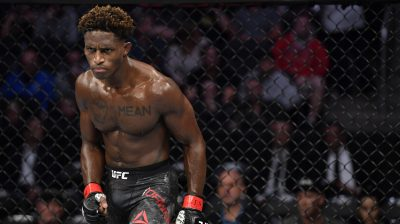 UFC 240: Dawodu v Horie