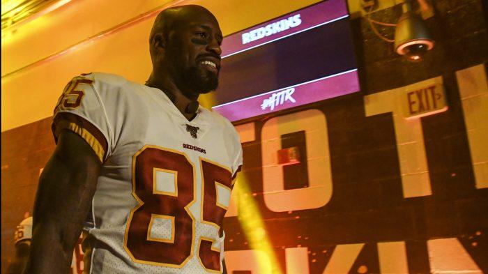 NFL: SEP 15 Cowboys at Redskins