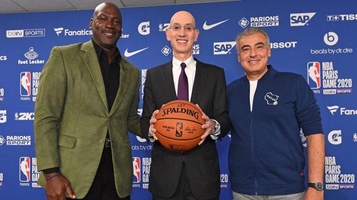 NBA Paris Games 2020 – Milwaukee Bucks v Charlotte Hornets