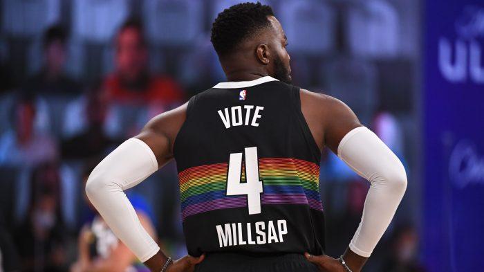 Utah Jazz v Denver Nuggets – Game One