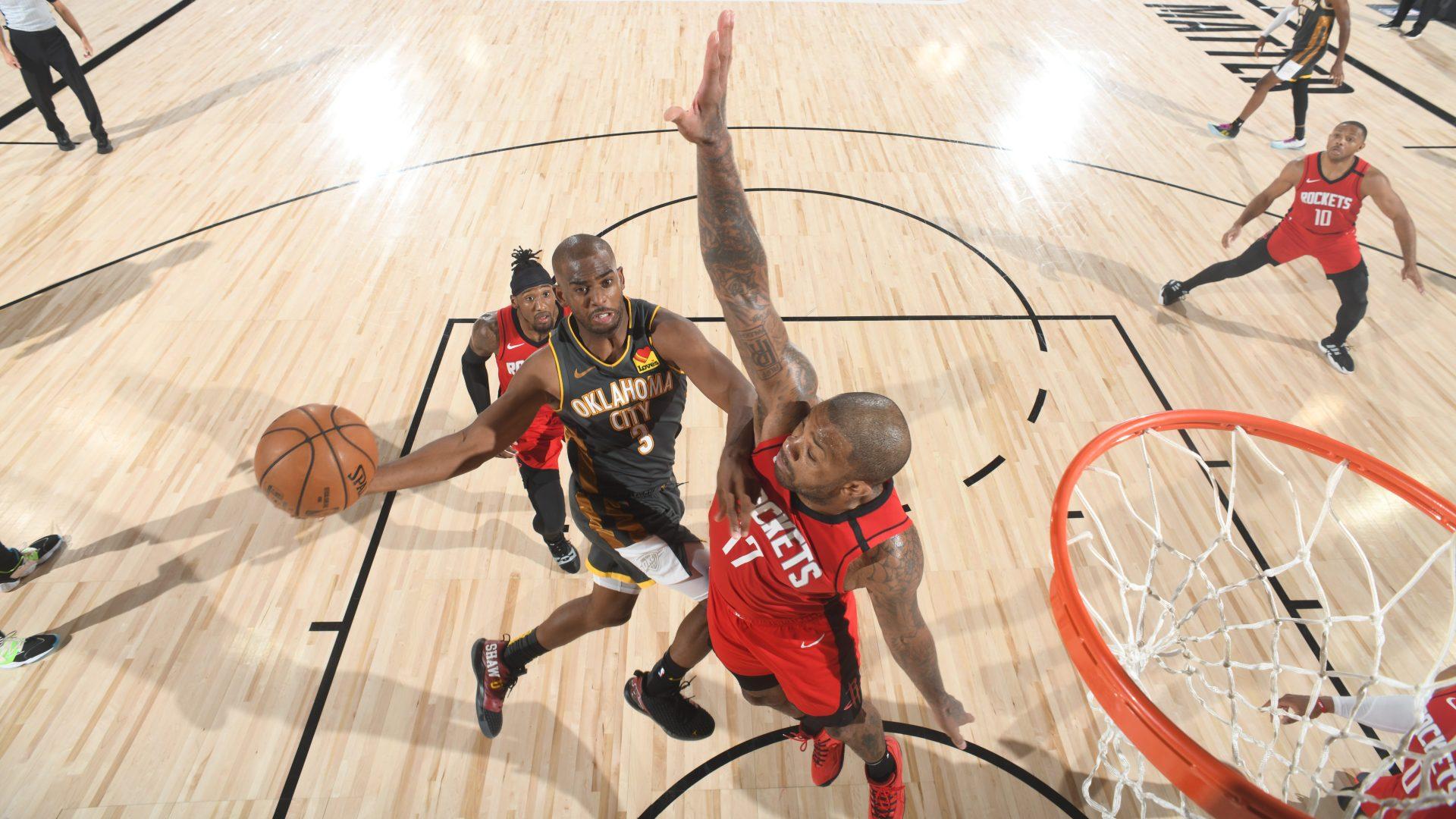 Houston Rockets v Oklahoma City Thunder – Game Six