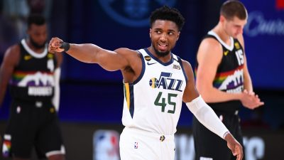 Utah Jazz v Denver Nuggets – Game Seven