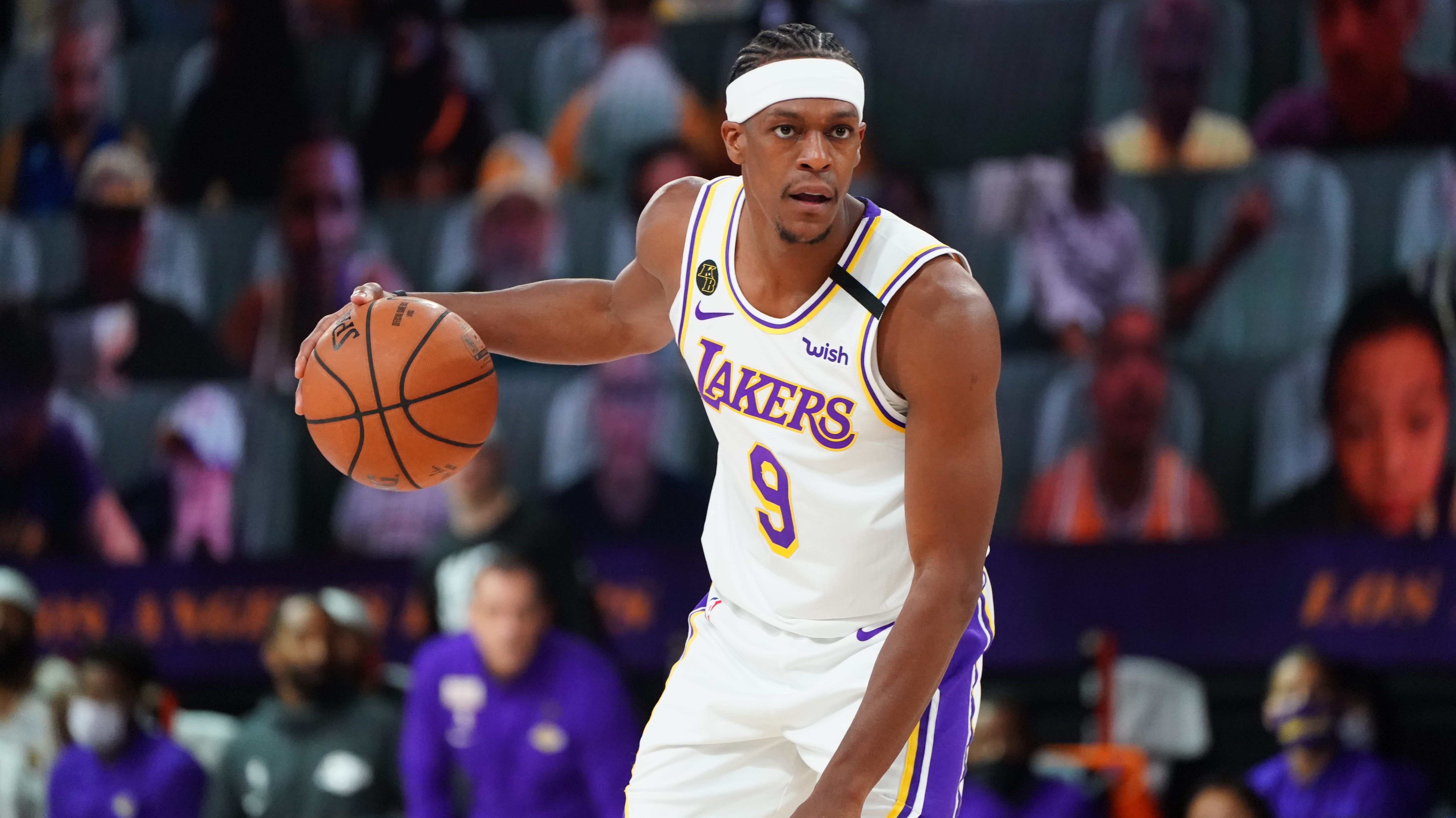 Rajon Rondo It s Been Very Emotional For Me The Last Couple Of Days