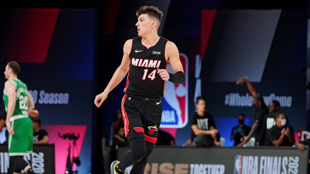 Tyler Herro S Big Night Brings Attention To The Message Of Black Lives Matter