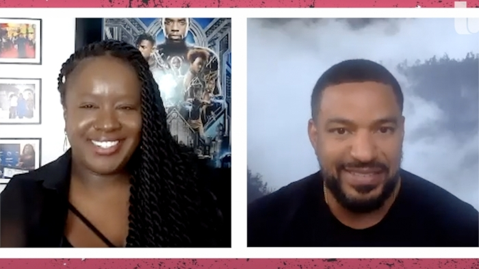 'Another Act': Laz Alonso on identifying with his character Mother's Milk in 'The Boys'