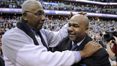 Obit John Thompson Basketball