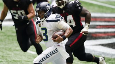 Seahawks Falcons Football_47690093