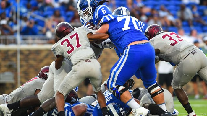 Two HBCU football players named to AFCA Good Works Team