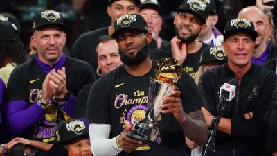 2020 NBA Finals – Los Angeles Lakers v Miami Heat