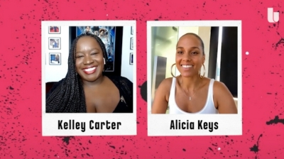 Alicia Keys Kelley Carter