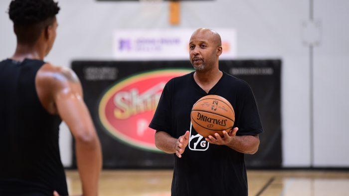 NBA G League – Team Ignite Training Camp