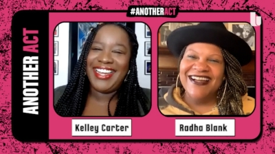 Kelley Carter Radha Blank