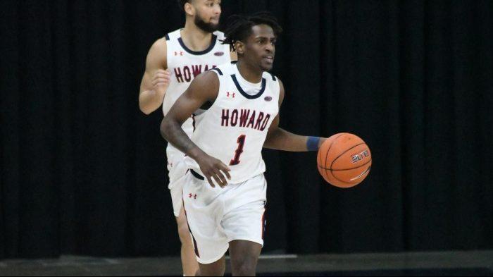 Howard hoops
