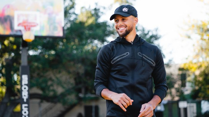 Stephen Curry on the Warriors' moves, life outside the NBA bubble and his new brand