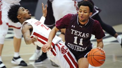 NCAA Basketball: Texas Southern at Washington State